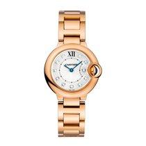 Cartier Ballon Bleu Quartz Ladies Watch Ref WE902025