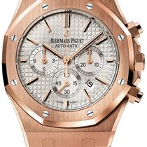 Audemars Piguet Royal Oak Chronograph Automatic 18 kt Rose...