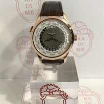 Patek Philippe World Time Pink Gold New Model 5230R-001
