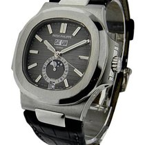Patek Philippe 5726A-001 Nautilus Ref 5726A with Moon Phase in...