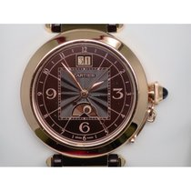 Cartier Call Now Pasha Pink Gold 2937 with Box and Papers