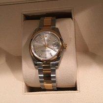 Rolex Nib Midsize 18k/ss Oyster Perpetual Datejust 31mm...