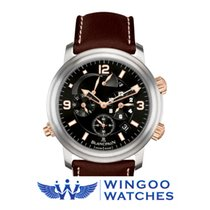 Blancpain RÉVEIL GMT Ref. 2041-12A30-63B