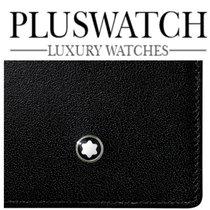 Montblanc Wallet Black 5cc 15499