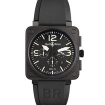 Bell & Ross BR01-94 Chronograph Carbon