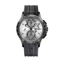Hamilton Men's H64656351 Khaki King Chronograph Watch