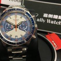 Tudor Cally - 70330B HERITAGE CHRONO BLUE 藍貓 [NEW]