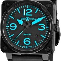 Bell & Ross Aviation BR03 BR03-92BLUE