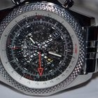 Breitling Bentley B04 GMT Stainless Steel Chronograph Automatic