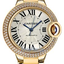 Cartier Ballon Bleu 33mm wjbb0002
