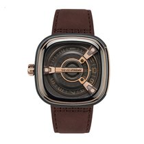 Sevenfriday Men's M2/2 M SERIES Analog Display Automatic Bro