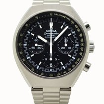 Omega Speedmaster Mk II Co-Axial Chronograph 43mm Black Dial 2016