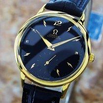 Omega Gold Filled Swiss Bumper Automatic Dress Watch C1950 Pb20