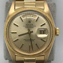 Rolex Vintage 1811 18k YG DayDate Original Japan Bracelet