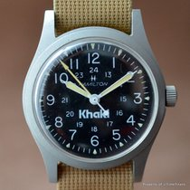 Hamilton KHAKI FIELD WATCH 1980's MECHANICAL Cal 649 ETA...
