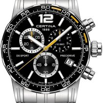 Certina DS Sport Chrono C027.417.11.057.03 Herrenchronograph...