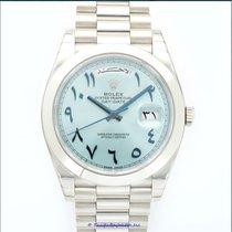 Rolex President II Men's 228206 Arabic Dial