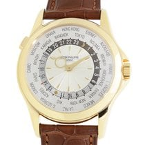 Patek Philippe New  Complications 18 K Yellow Gold White...
