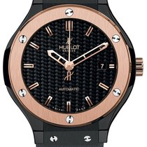 Hublot Classic Fusion Ceramic King Gold 38mm - NEW - from...