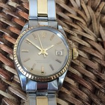 Rolex ladies Date steel and gold