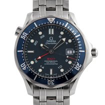 Omega Seamaster GMT Limited Edition 'Special Boat Service&...