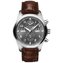 IWC Pilot's Watch Spitfire Perpetual Calendar Digital Date...