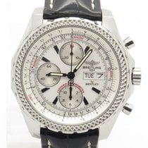 Breitling For Bentley Day Date Chronograph 45mm Ref. A13362...