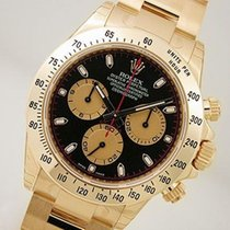 勞力士 (Rolex) Cosmograph Daytona 116508 Mens 18k Yellow Gold...