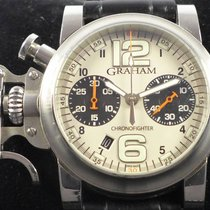Graham Chronofighter R.A.C. Limited Stahl