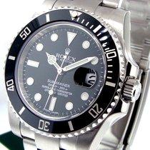Rolex 116610 Submariner Black Ceramic Bezel Stainless Steel