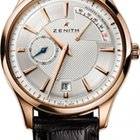 Zenith Captain Power Reserve NEU mit Box + Papier