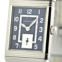 Jaeger-LeCoultre Reverso Collection 23mm Stainless Steel Blue...