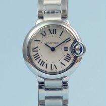 Cartier Ballon Bleu 28 mm Stahl -NEU-