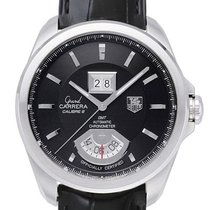 TAG Heuer Grand Carrera Calibre 8RS Grand Date/GMT