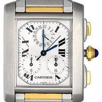 Cartier Men's Cartier Tank Francaise Chronograph Watch...