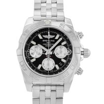 Breitling AB011012|B967|375A CHRONOMAT 44MM POLISHED STAINLESS...