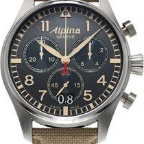 Alpina Geneve Startimer Pilot AL-372BGR4S6 Herrenchronograph...