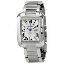 Cartier- Tank Anglaise, Ref. W5310009