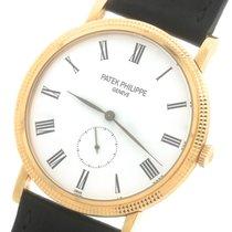 Patek Philippe Calatrava 5119R-001 18K Rose Gold Hobnail 36mm...