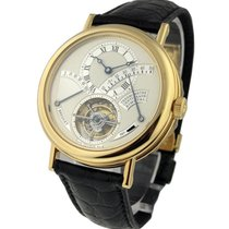 Breguet 3760BA Tourbillion Power Reserve and Thermometer in...