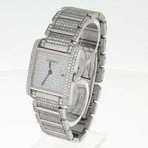 Cartier Tank Francaise Full Diamond