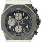 Audemars Piguet - Royal Oak Chronograph 'Navy' :...
