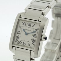 reloj cartier water resistant swiss made 2301