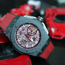 Hublot Big Bang Ferrari Carbon Red Magic