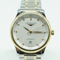 Longines MASTER COLLECTION 38MM STAINLESS STEEL/GOLD CAP 200