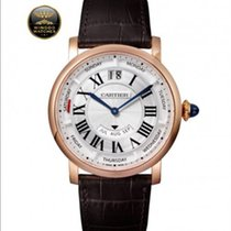 Cartier - ROTONDE DE CARTIER CALENDARIO ANNUALE 40 MM