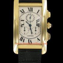 Cartier Tank Américaine chrono-reflex