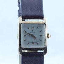 Zenith Damen Uhr Handaufzug Vintage 20mm 18k 750 Gold