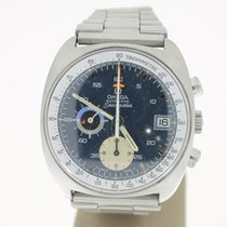 Omega Seamaster Chronograph Vintage BlueDial Automatic 1973 FINE