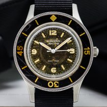 "Blancpain Vintage Fifty Fathoms Aqualung 1000FT ""Jacques..."